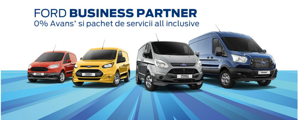 FORD BUSINESS PARTENR