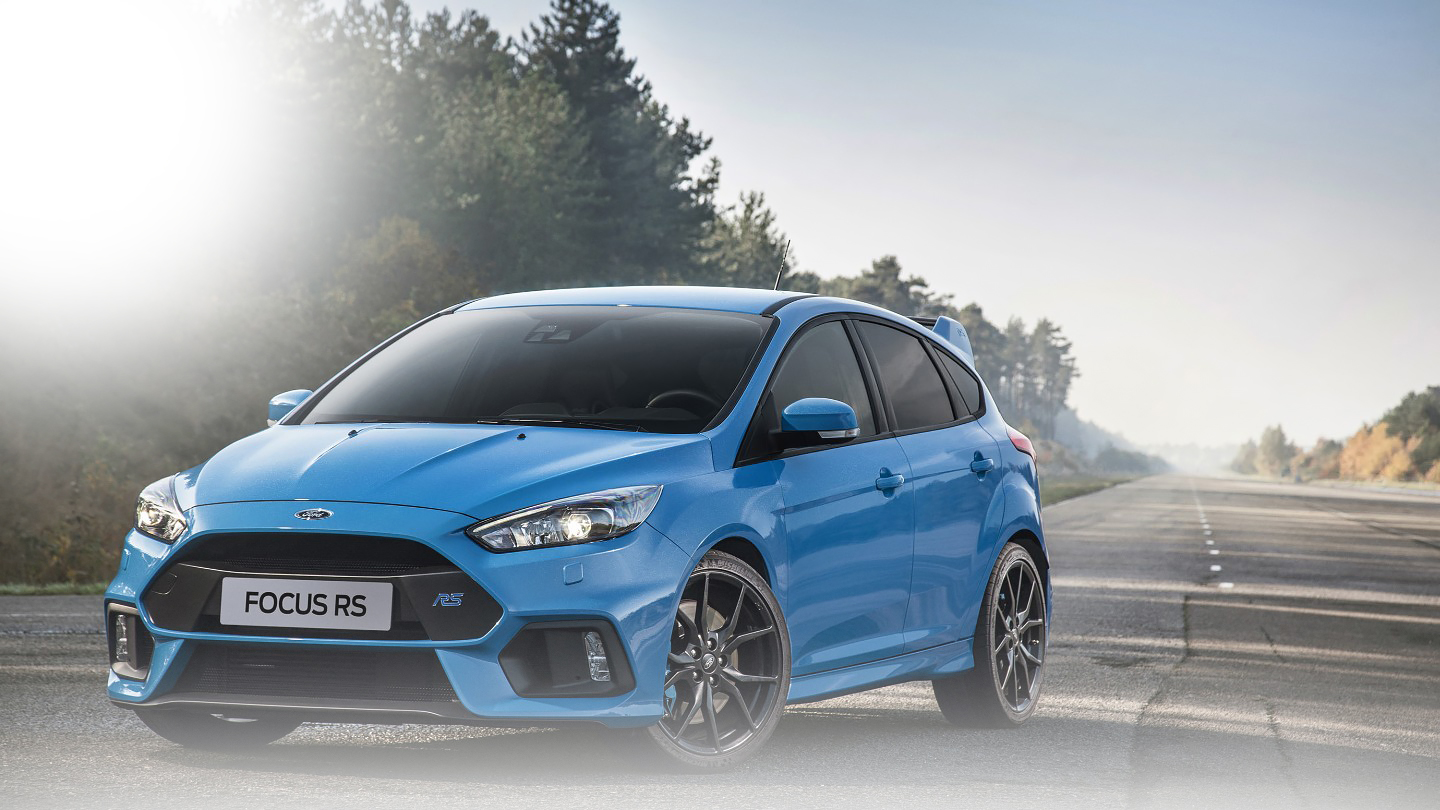 ford focus rs automat